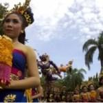Bali Arts Festival eröffnet
