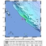 Update: Erdbeben der Stärke 5,6 in Süd Sumatra