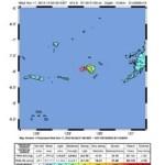 Erdbeben der Stärke 5,9  in Kepulauan Babar