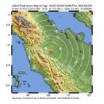 Erdbeben in Nord Sumatra 5,6