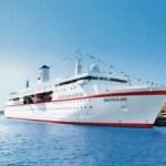 """""""Traumschiff"""" steuert nach Bali statt nach Japan"""