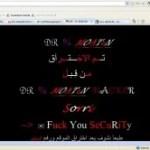 Hacker bei www.bayi.de zu Besuch