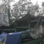 Unfall im Atlantis Freizeitpark in Nord Jakarta