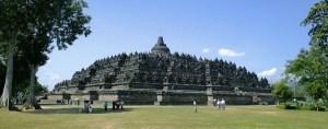 Tempelanlage Borobudur Foto: Gunawan Kartapranata
