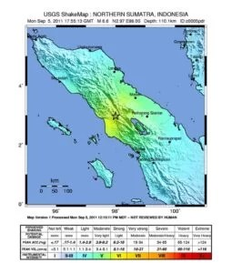 Epizentrum Grafik: earthquake.usgs.gov