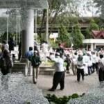 Die Islamic Defenders Front (FPI) vor dem Verbot!