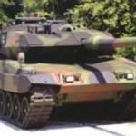 Erste deutsche Panzerlieferung in Jakarta eingetroffen