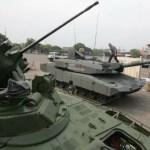 Deutsche Panzer Highlight auf der diesjährigen Militärschau