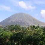 Vulkan Lokon auf Flores