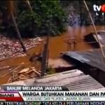 63.958 Bewohner in Jakarta evakuiert