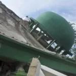 Schweres Erdbeben der Stärke 7,3