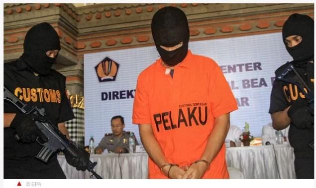 Holländer wegen Drogen in Bali vor Gericht Foto: Screenshot ad.nl