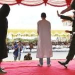 Aceh verzichtet auf öffentliche Prügelstrafe