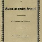 Verhaftet wegen Verkaufs des Manifestes