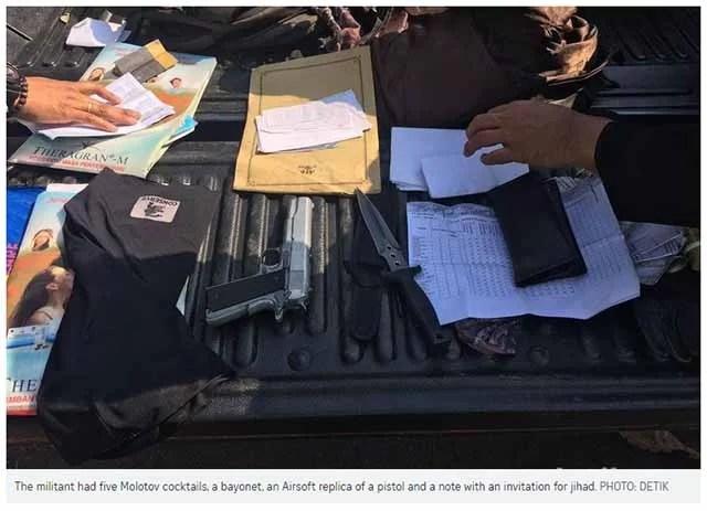 Attentat auf Präsident verhindert / Foto-Screenshot: straitstimes.com
