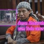 Chef der Extremistengruppe zum Tode verurteilt