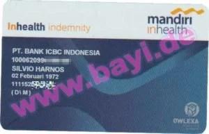 Meine Krankenversicherungskarte