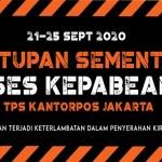Indonesischer Zoll stellt aufgrund Corona, vorübergehend die Arbeit ein