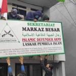 Indonesien verbietet Islam Defenders Front (FPI)