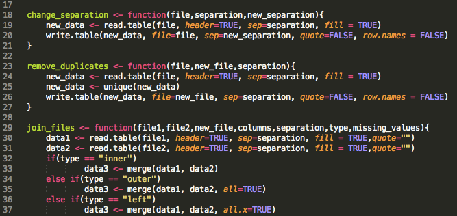 Data File Manipulation Using R | Yes it's Me