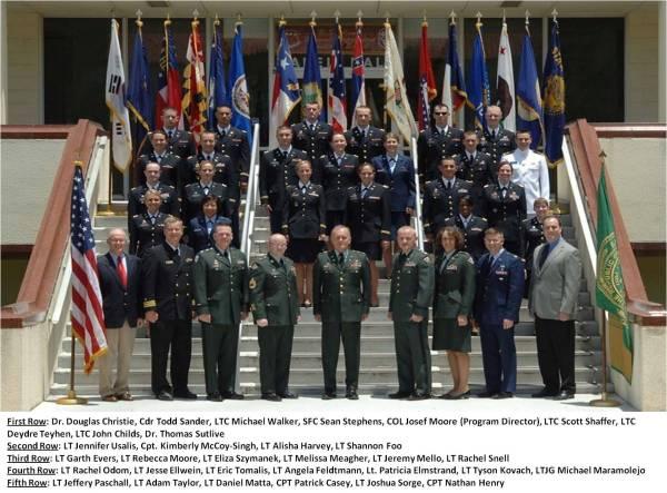 Baylor University Army-baylor Dpt Program History