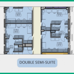 Living Room Layout 4 Chairs Shop Sets Baylor University || Teal Residential College Hall Details