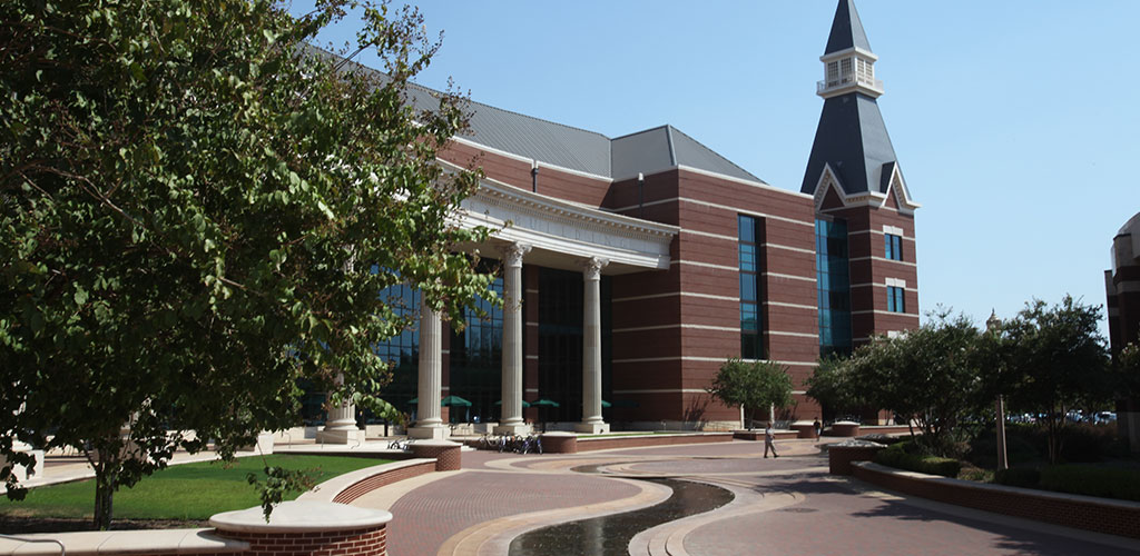 Baylor Sciences Building  Baylor University