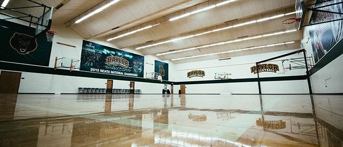 Marrs McLean Gym  Campus Recreation  Baylor University