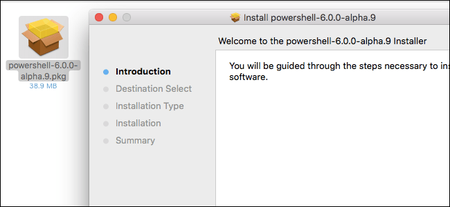 PowerShellInstall