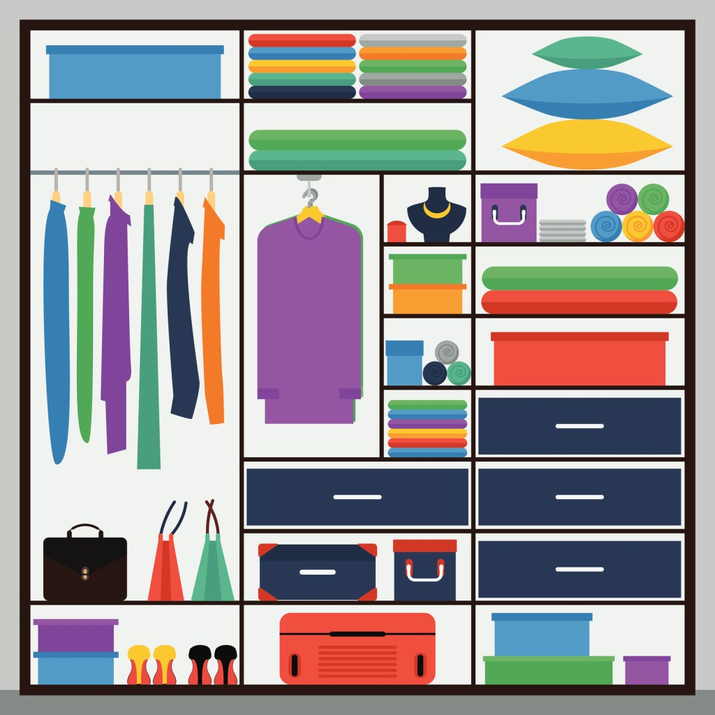 Renovating the Closet of Your Rental Property is Not Worth the Time and Money