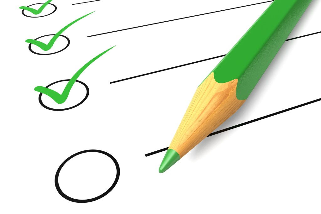 Make a Checklist As a First-Time Landlord