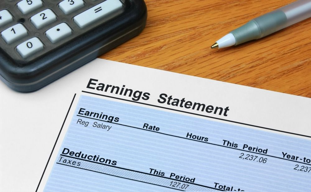 Ask Your Tenant For Pay Stubs With Their Rental Application
