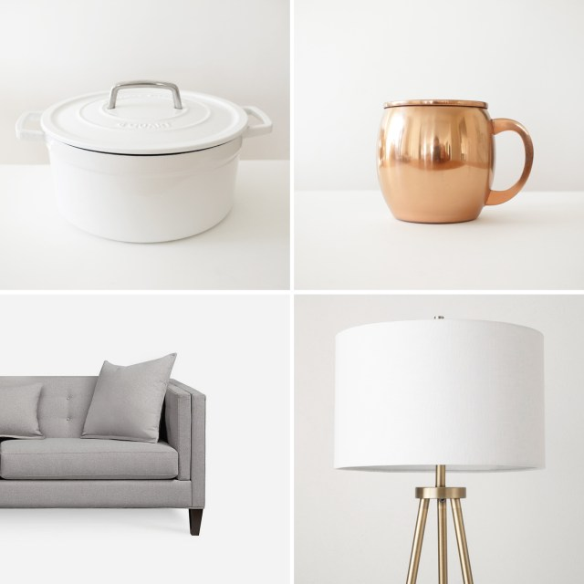 my favorite things curated products