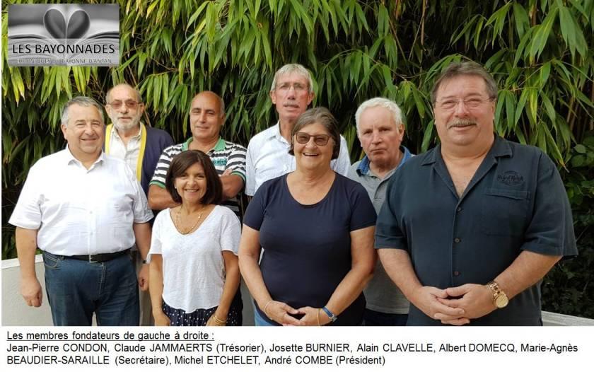 Membres fondateurs