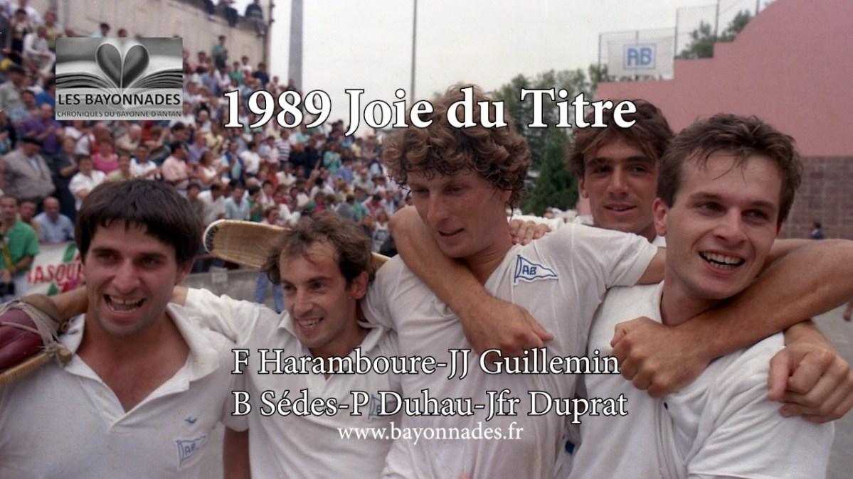 Les légendes de la Pelote Basque au Stade St Léon !