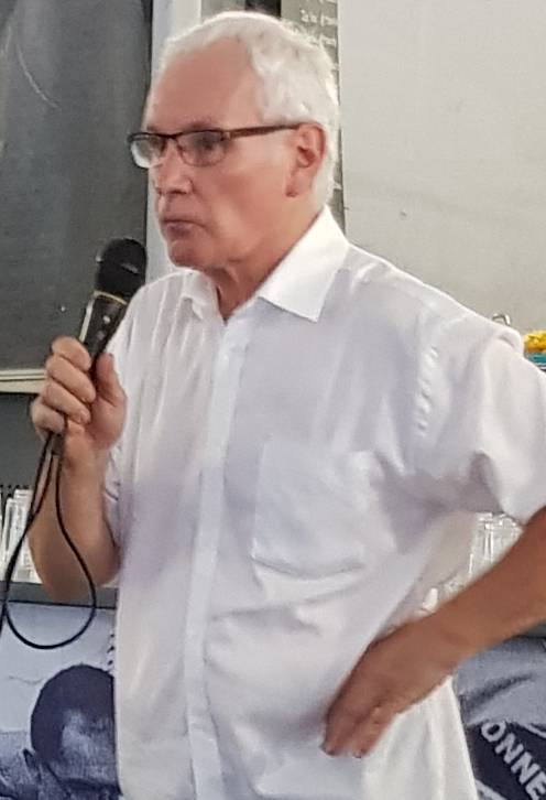André reçoit Michel ETCHELET 1ère partie