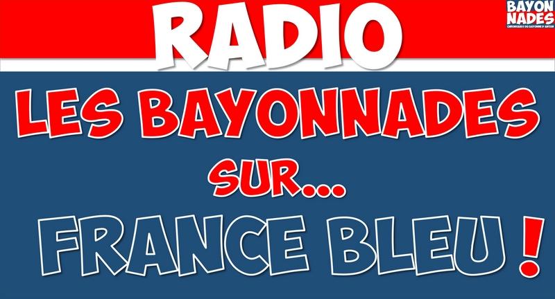Les Bayonnades sur France Bleu Pays Basque !