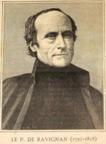 Gustave-François-Xavier de La Croix de Ravignan