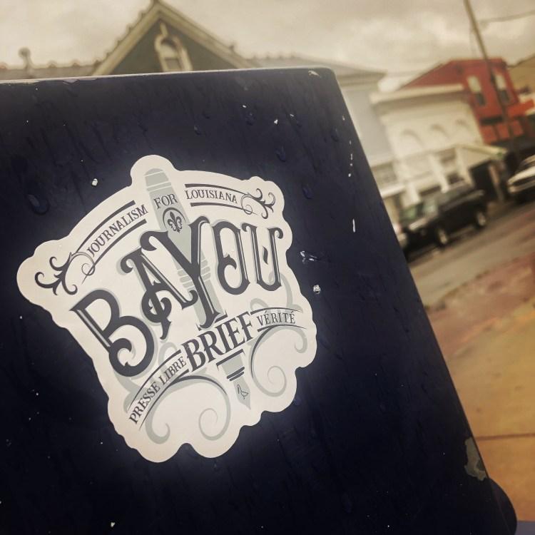 bayou brief merch