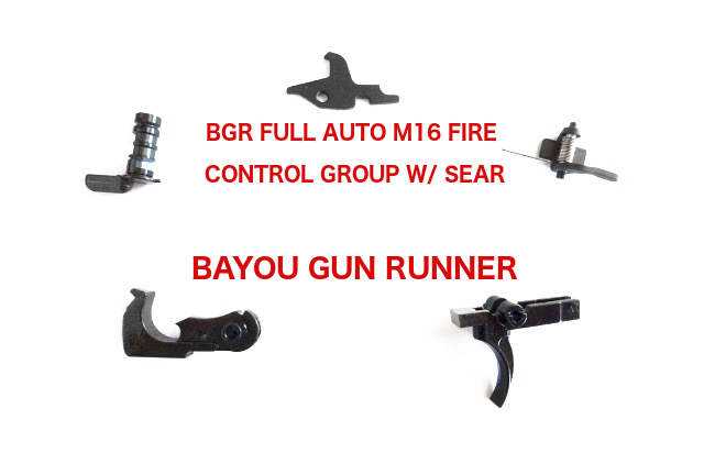 m16 exploded diagram whirlpool cabrio dryer wiring bgr full auto fire control group bayou gun runner quick view