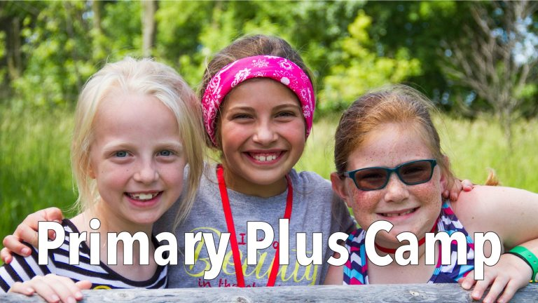 Primary Plus Camp