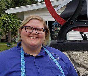 Rachel Eichler - Food Service Assistant