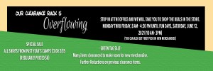 Store Sale Banner 2021
