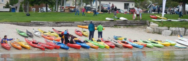 Bay Shore Outfitter Paddlefest