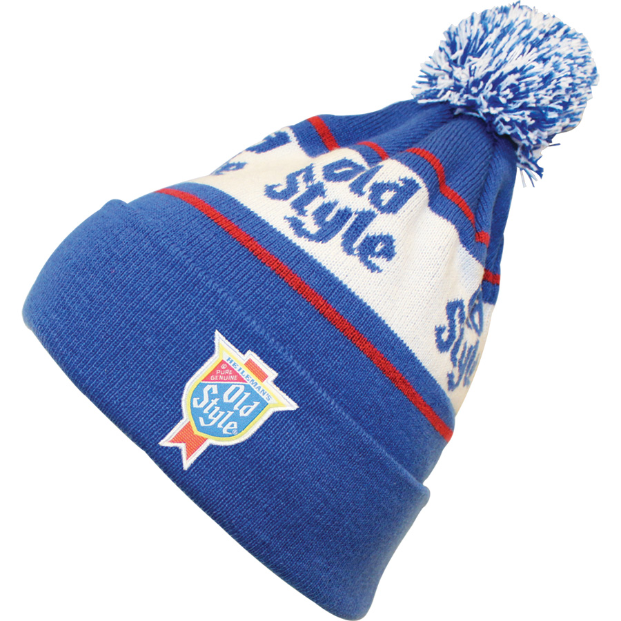 Spacecraft Old Style Retro Pom Hat - Bay Shore Outfitters 1bdf5609464a