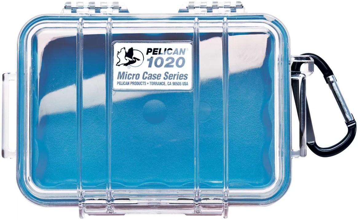 PELICAN Micro Dry Case 1020