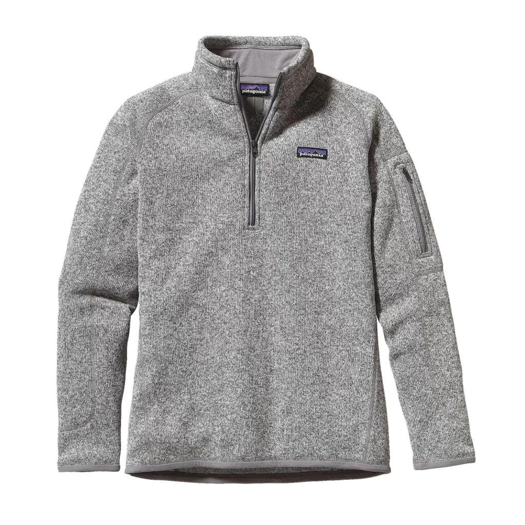 Patagonia W Better Sweater 1/4 Zip