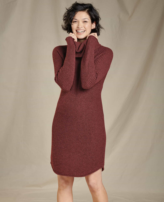 Toad Chelsea Turtleneck Dress