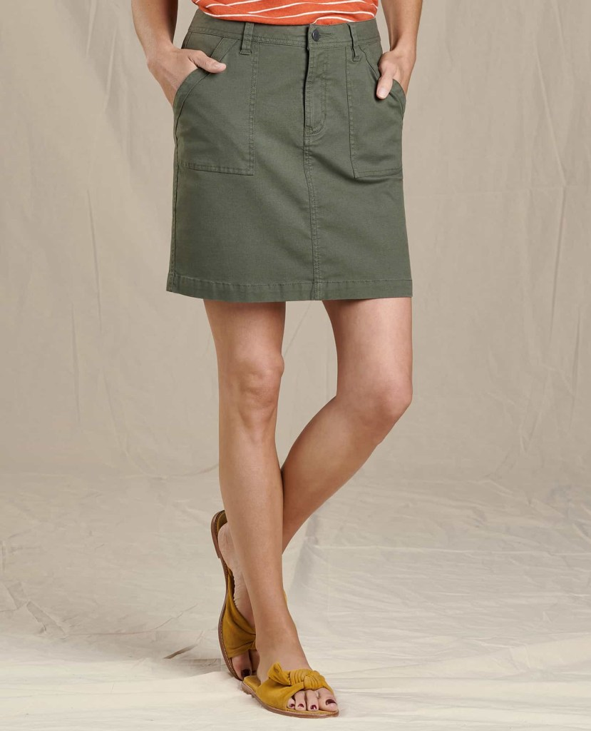 Toad and Co Earthworks Skirt