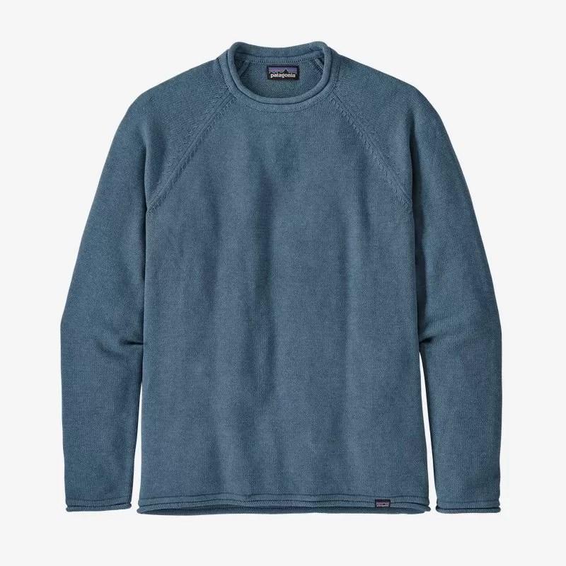 Patagonia M Ponderosa Pine Roll Sweater